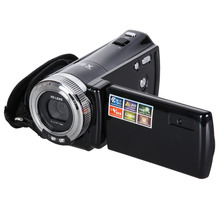 "HD 720 P 16MP cámara de Vídeo Digital Dv Cámara DVR 2.7 ""TFT LCD CMOS Sensor 16X ZOOM Electrónico-sacudida"