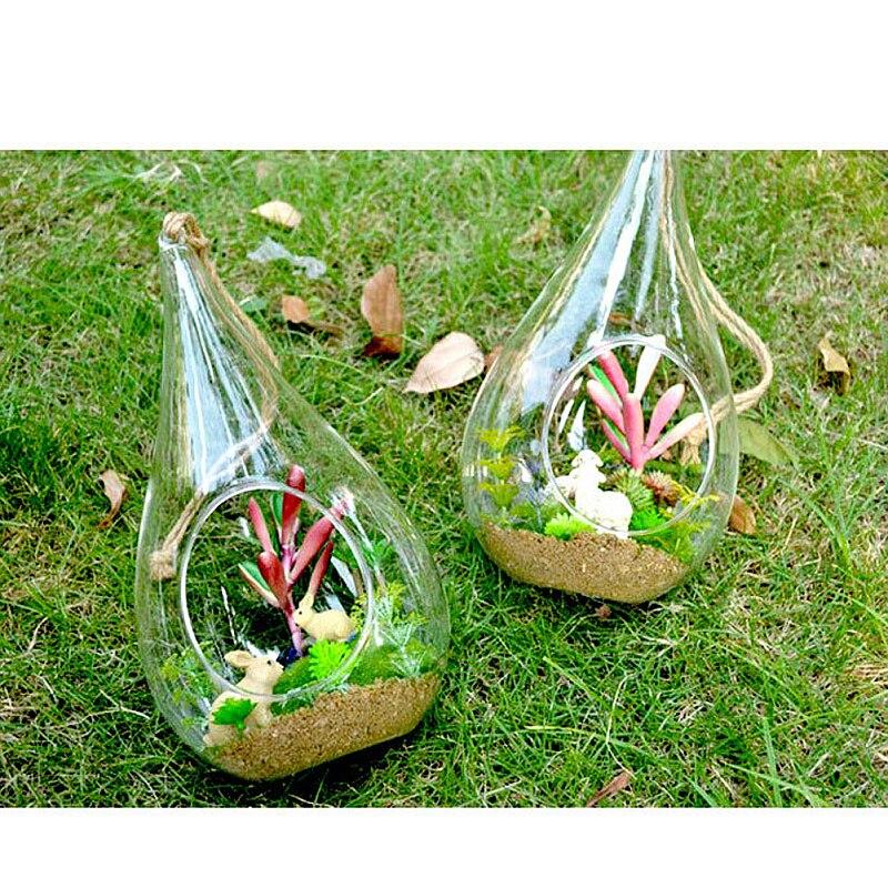 Online kaufen großhandel hängen glas teardrop aus china ...