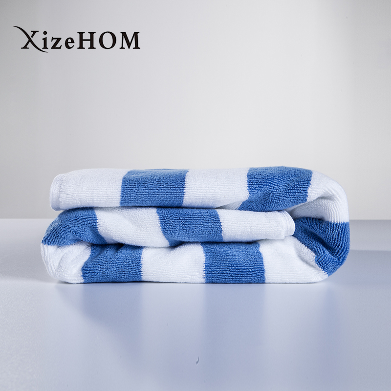 Five Star Large Size Knitted 100% Cotton Bath Towel For