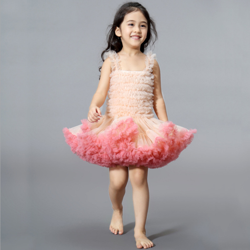 2018 Summer Girls Dresses Kids Princess Dresses Vestidos Wedding Party Tutu Dress Children Clothes Baby Girl Dress Dropshipping summer girl dress princess tutu toddler vestidos children clothing minnie sleeveless baby girls dresses casual kids clothes