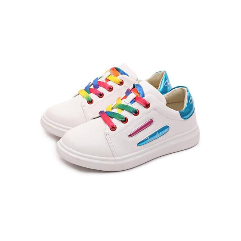 dfb2c4904c7 Παιδικά παπούτσια για κορίτσι 2018 Άνοιξη φθινόπωρο παιδικά πάνινα ...
