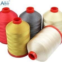 Aoyi Промышленная швейная машина нитки, матрас нитки, диван кожа специальная линия, высокопрочный шелк everbright трубопровод