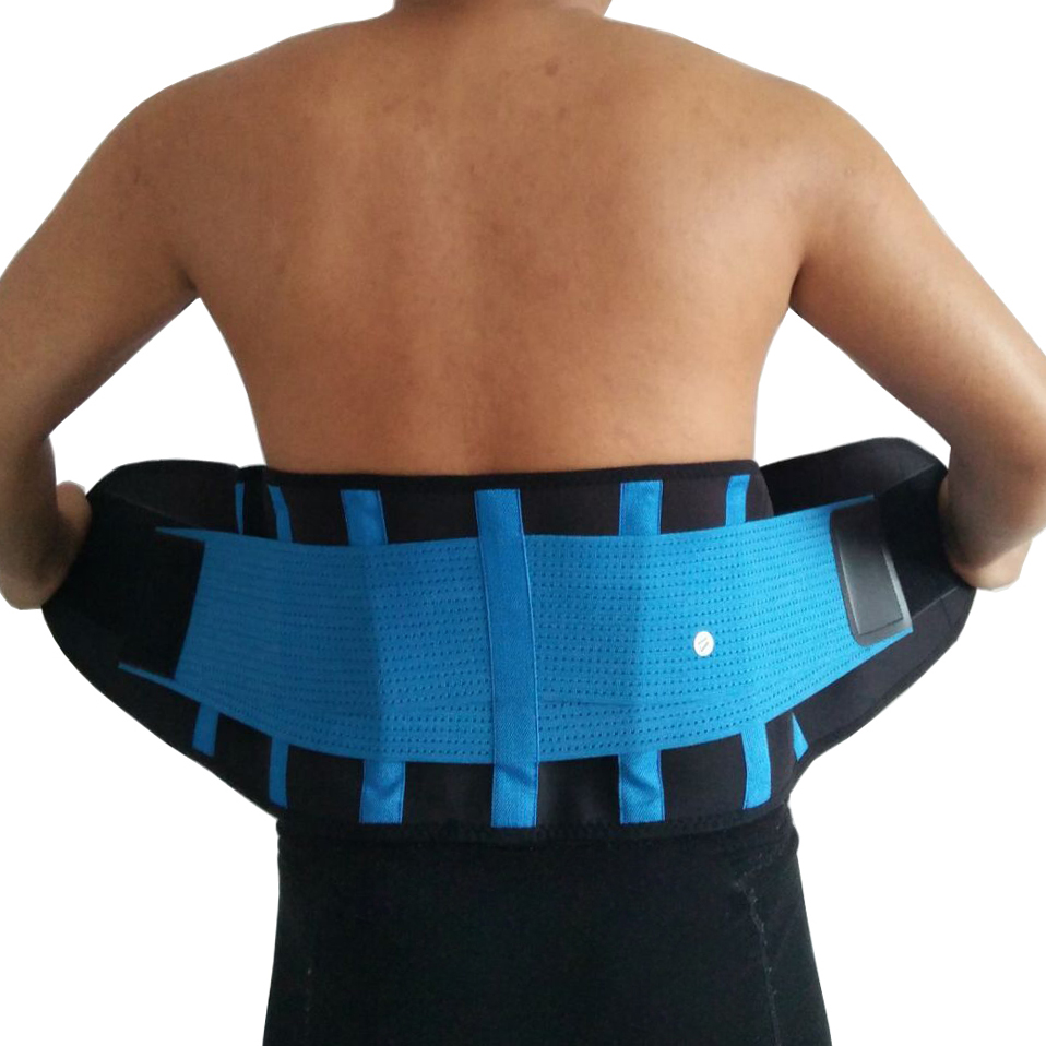 Self-heating Medical Support Bar Waist Slimming Belts Orthotics Posture Correction Brace Lumbar Spine Back Support Belts Corsets