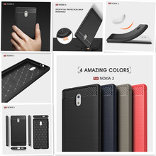Luxury Hybrid Slim Armor Case for Nokia 3 Global Dual TA 1020 1032 1038 Fitted Case for Nokia3 TA-1032 TA-1020 TA-1038 Case