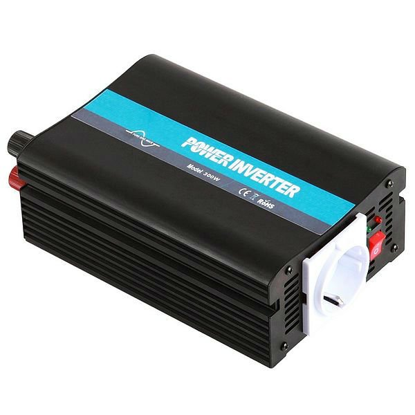 цена на CE SGS RoHS IP30 Approved Power Inverter 300w one year warranty