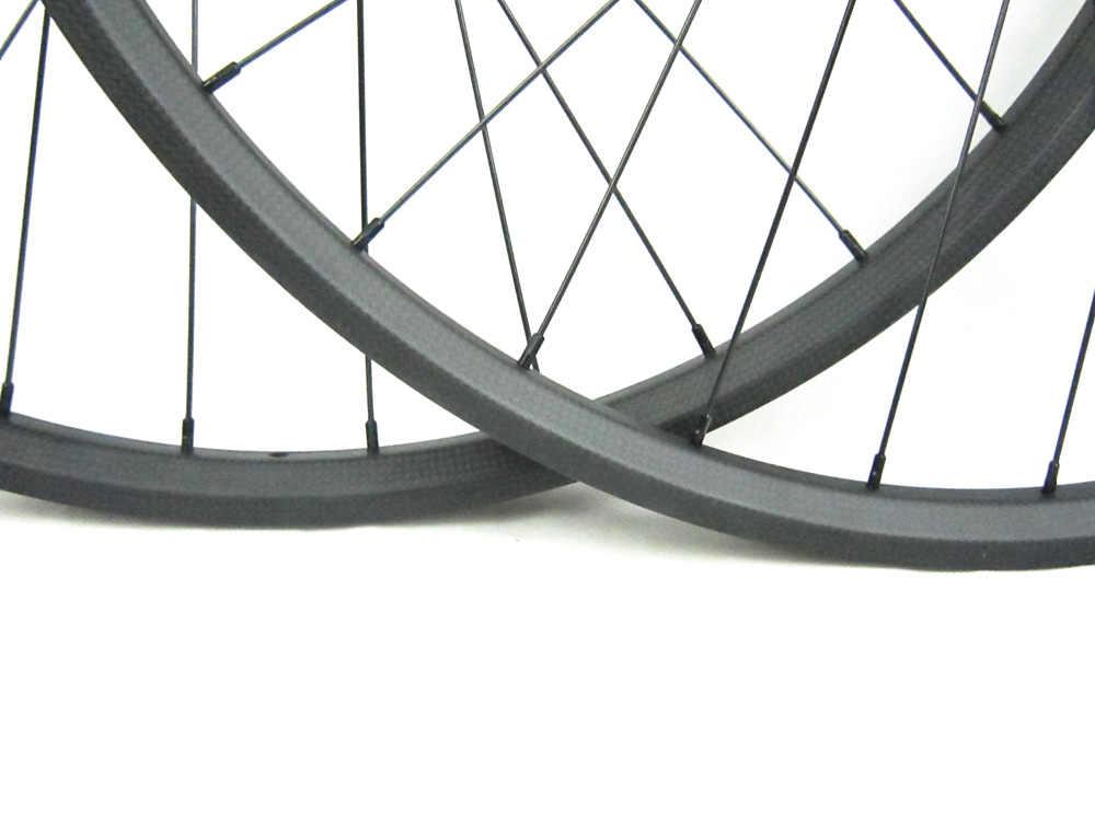 Completa De Carbono 29er MTB Roda de Bicicleta Tubeless Compatível 20mm Ciclo Rodado Bicicleta Freio a Disco Roda de 15*110,12*148/12x142 Rodas