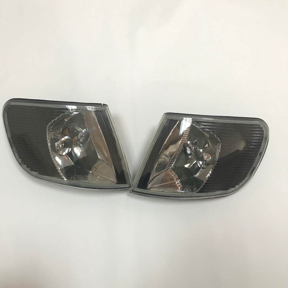 OEM Replacement For Audi 100 C4 V6 Front Turn Signal Corner Light Lamp 1 Pair  Right And Left 1991 1992 1993 1994
