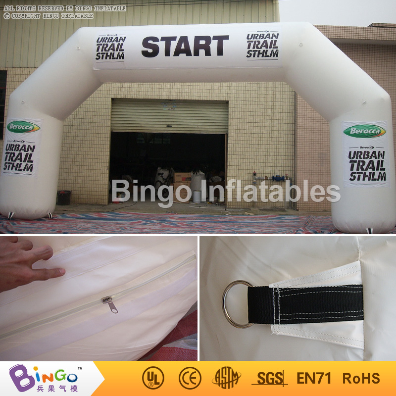 inflatable arch for race start line 8.6m long,race arch,bike competion arch,advertising arch BG A0309 toy