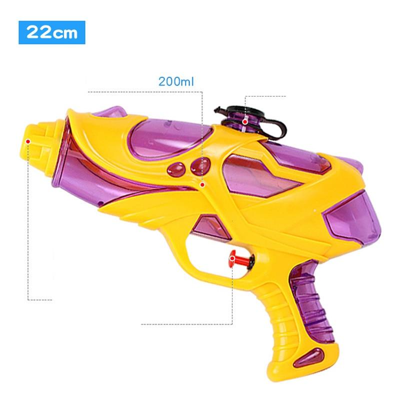 SLPF Summer Water Gun Children Toys Beach Bathing Drifting Water Toy Kids Baby Parent-child Outdoor Games Boys Girls Gifts G29 4