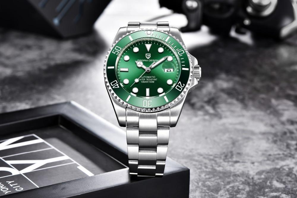 HTB1SNwCajzuK1RjSspeq6ziHVXaA 2019 NEW PAGANI DESIGN Brand Luxury Automatic Mechanical Watch Men stainless Steel Waterproof Business Men's Mechanical Watches