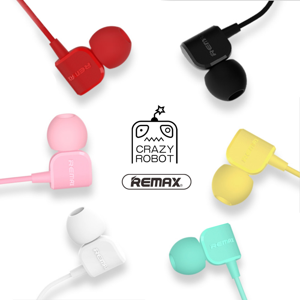 Remax RM502 Wired Clear Stereo Earphones with HD Microphone Angle In-ear Earphone Noise Isolating Earhuds for Mp3/iphone/xiaomi держатель remax rm c10 white turquose