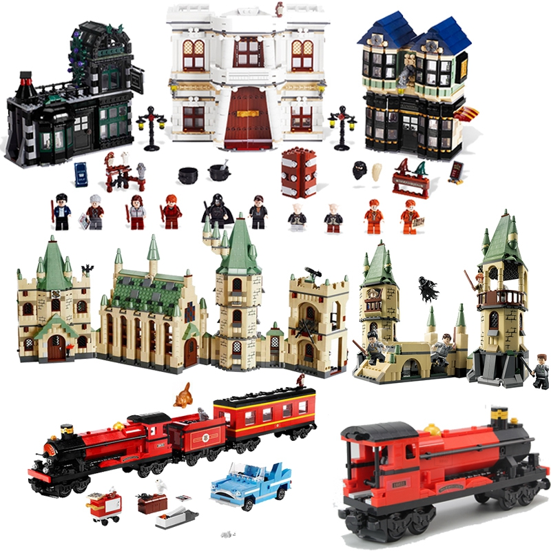 In stock Movie Series The Diagon Alley Set Fit For legoings harry potter 2025pcs Model Building Blocks Bricks Toys Gifts for kidIn stock Movie Series The Diagon Alley Set Fit For legoings harry potter 2025pcs Model Building Blocks Bricks Toys Gifts for kid