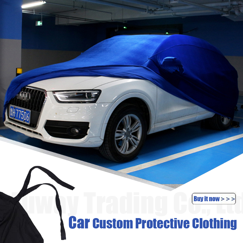 Car Covers Anti UV Snow Rain Scratch Resistant Automatic Car Covers For Audi 100 A3 A7 Q7 RS5 S4 S7 S8 200 A4 A8 RS3 RS6 S5 SQ5