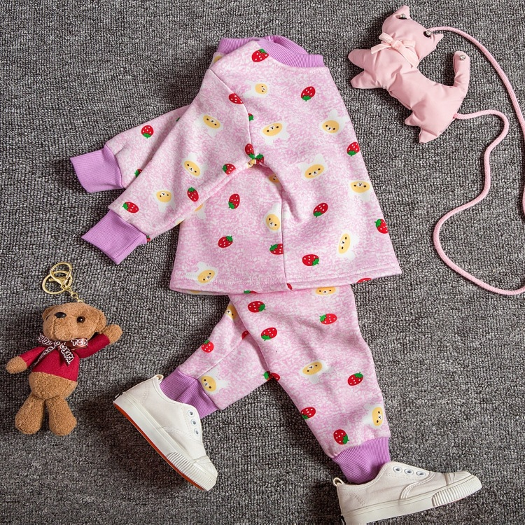 baby boys and baby girls winter sets with fleece inside can wear as coat as well as wear inside kid's winter clothes