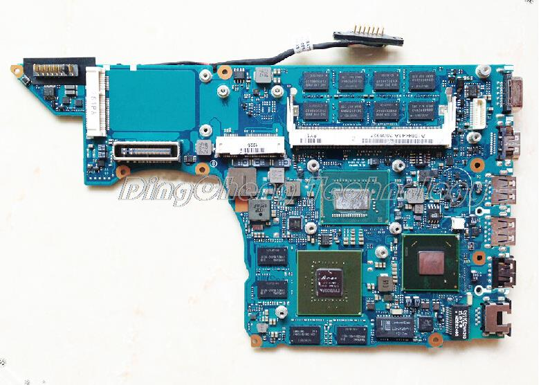 HOLYTIME MBX 261 laptop Motherboard For Sony V130 MBX-261 1P-0122J00-A011 REV 1.0 i5 cpu with non-integrated graphics cardHOLYTIME MBX 261 laptop Motherboard For Sony V130 MBX-261 1P-0122J00-A011 REV 1.0 i5 cpu with non-integrated graphics card