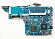 SHELI MBX 261 laptop Motherboard For Sony V130 MBX-261 1P-0122J00-A011 REV 1.0 i5 cpu with non-integrated graphics card