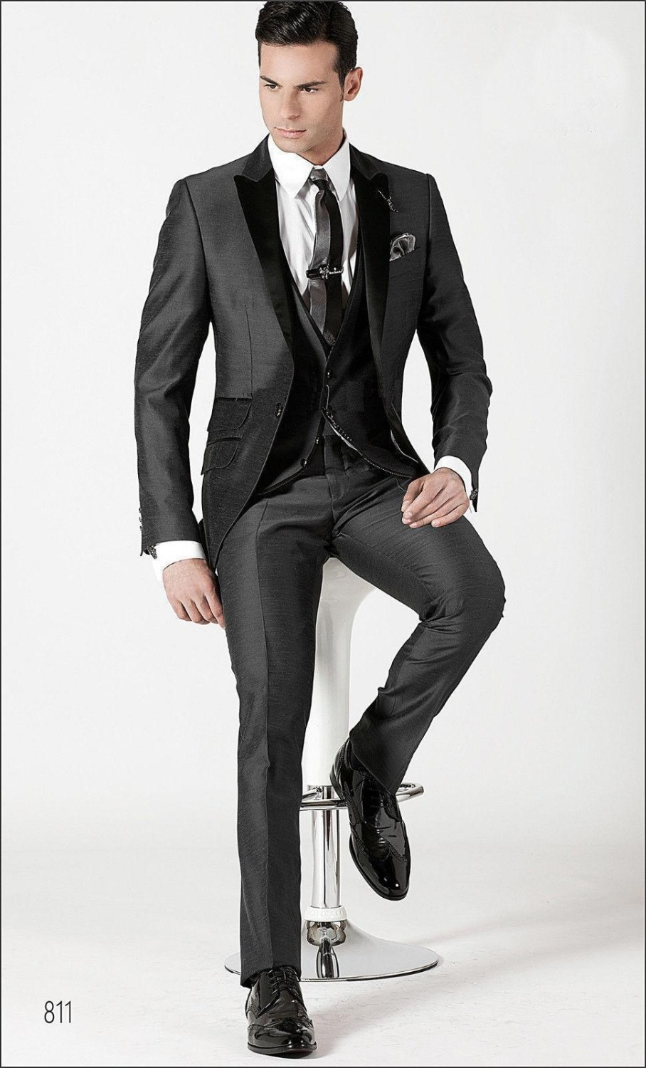 2016 Mens Suit Styles Dress Yy Black Suit Styles