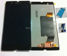 High quality For Sony Xperia Z L36h c6602 c6603 lcd display touch digitizer glass screen free