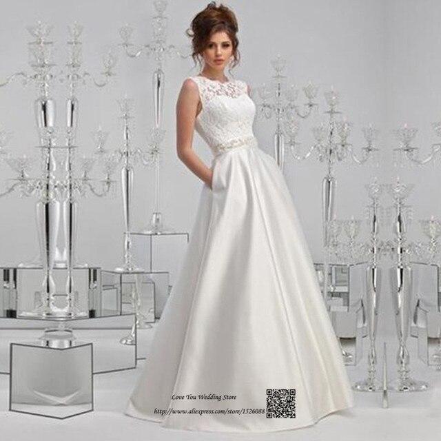 Alibaba Retail Store Günstige Hochzeitskleid Spitze A Linie Vintage ...