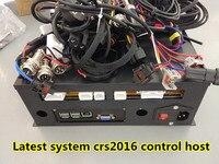 Высокая конфигурация привода 6 только сопло CRS2016 общий рельсовый испытательный стенд система управления хост, последняя система для Bosch, для
