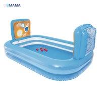 237*152 см Высокое качество цветной детский бассейн детский водный отдых бассейн садовые игрушки