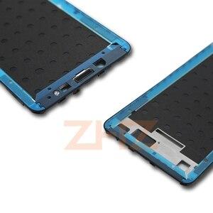 Image 4 - 用xiaomi redmi注5プロミドルフレーム板液晶支持mid前面ハウジングの交換修理スペアパーツ