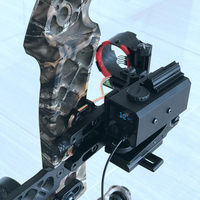 Outdoor Bow Hunting Archery 700m Rangefinder Bow Sight Target Scope