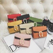 Mini font b Kids b font Purses Girls handbag with chains font b bag b font