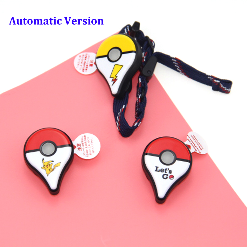 Fast Shipping New Version Auto Catch For Pokemon GO Plus Bluetooth Bracelet Wrist Band Pulseira 2019
