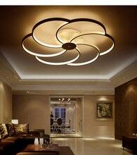 Nach Der Modernen Minimalistischen Wohnzimmer Lampe Ring Deckenbeleuchtung Personalisierten Schlafzimmer Studie Esszimmer Beleuc
