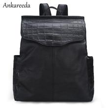 100% реальное изображение 100% натуральная кожа женщины камень шаблон Модные женские туфли рюкзак Новый тиснением дизайн случайные рюкзаки плечо
