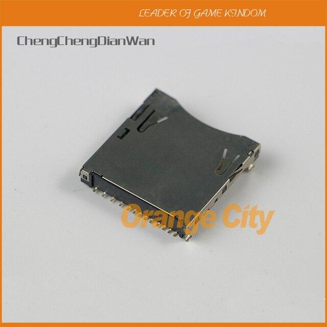 Chengchengdianwan original tarjeta SD para Wii U WiiU consola Reparación de piezas con número de seguimiento
