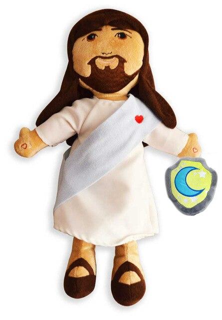 Jesus Stuffed Doll Jesus Loves Me Stuffed Animal In Movies Tv From