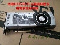 asus original GTX 780TI 3GB public version graphics card used 90%new