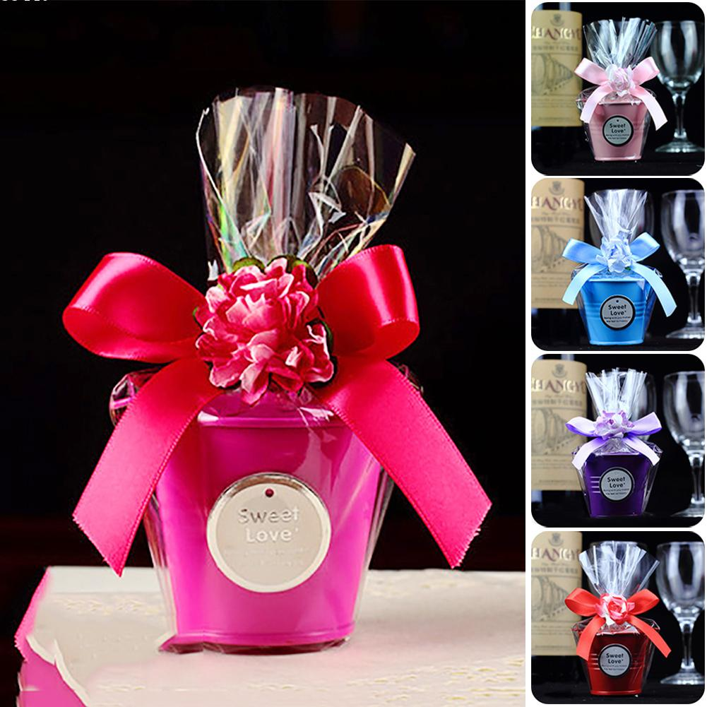 online get cheap custom college papers com alibaba group 1pc candy choclate box cute mini metal bucket chocolate favors tin pails keg gift candy box