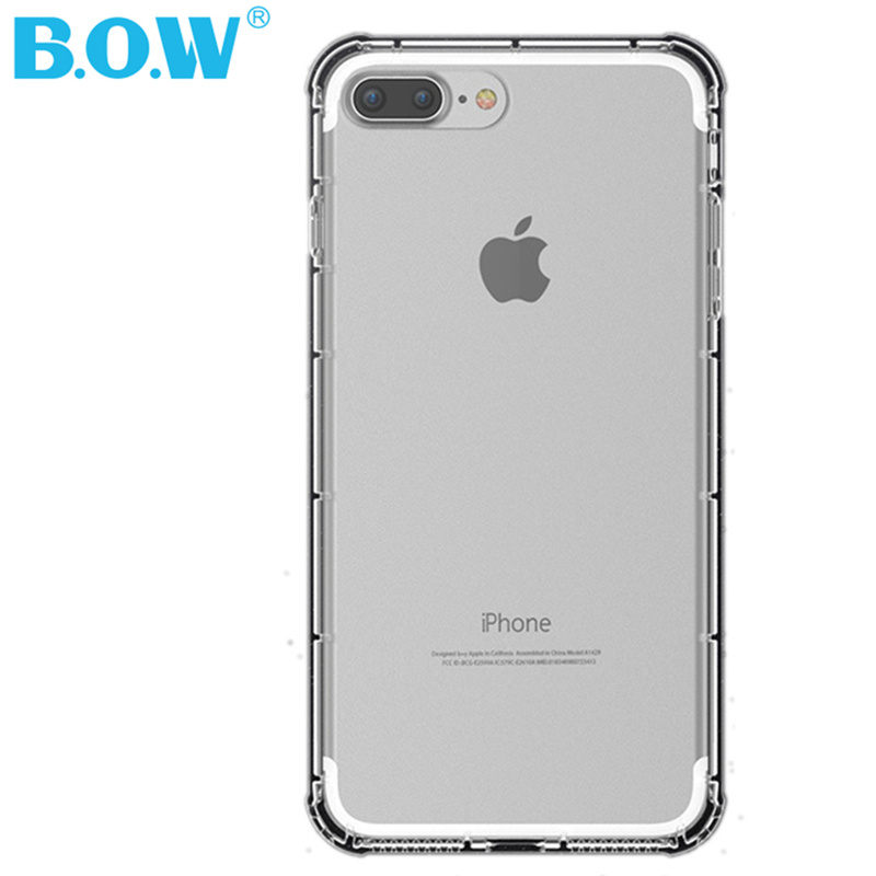 For iPhone 7 Case Original B.O.W Brand Fundas High Quality TPU Case with Shockproof casing for iPhone 7 Plus Case...  w iphone 7 case | *UPDATE* iPhone 7+ Case Collection with Links! 2017 For font b iPhone b font font b 7 b font font b Case b font