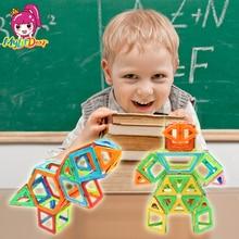 37 PCS Big Size Kids Toys Plastic Educational Toys Airplane Robot Kit Magnetic Building Blocks Models Brick Toys For Children