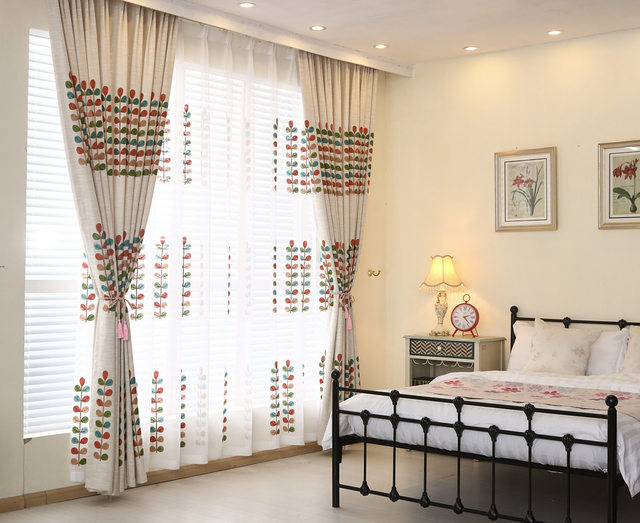 Tela cortinas cocina best cortinas de cocina romnticas - Tela cortina cocina ...