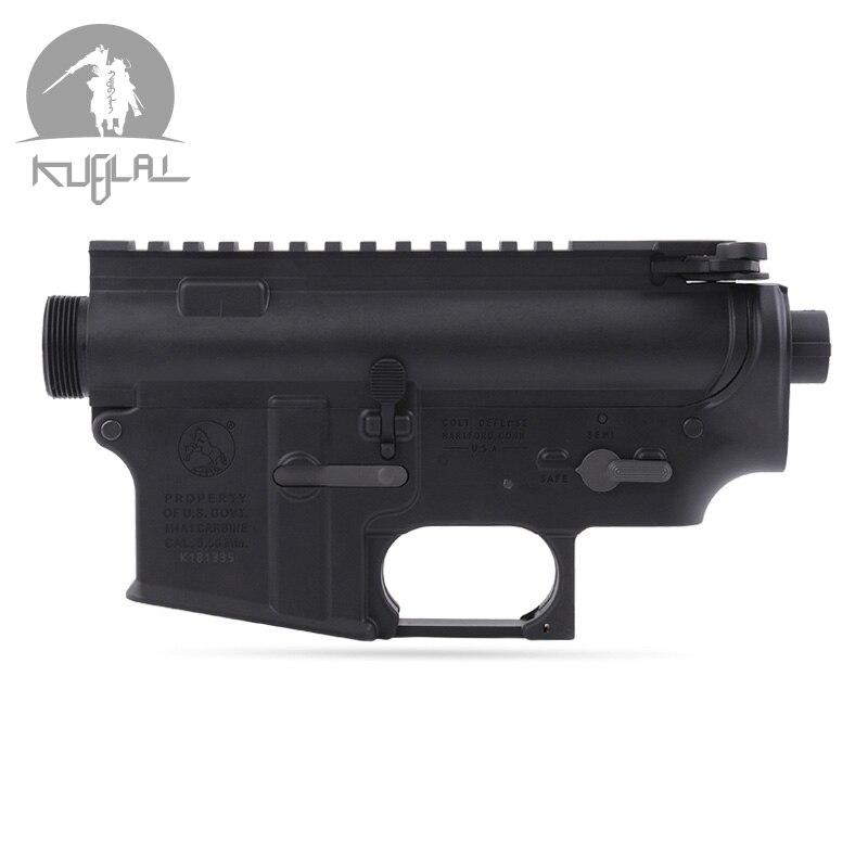 Kublai récepteur Airsoft accessoires AEG Nylon corps adapté à AEG Gel Ball Blaster pour les Sports de plein air