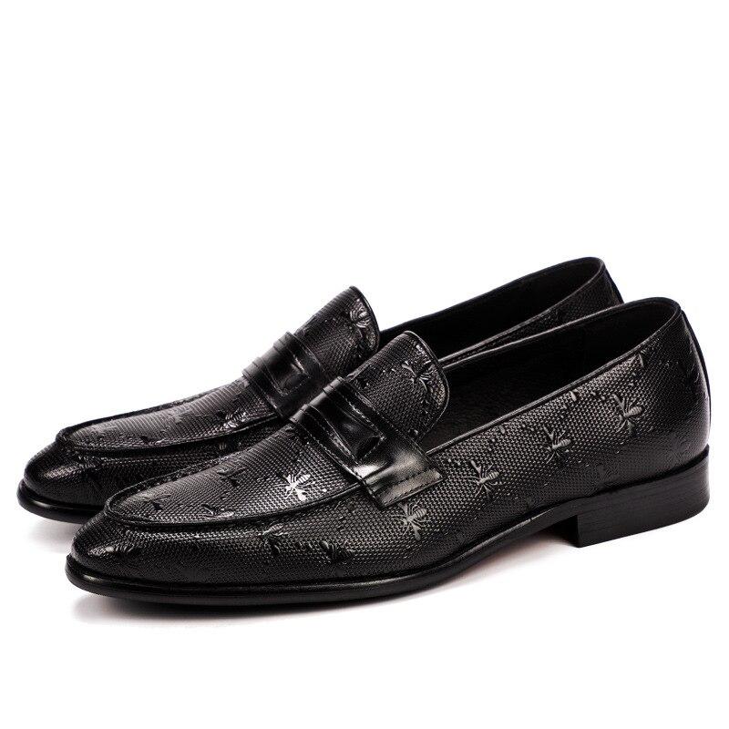 NORTHMARCH/брендовая официальная оксфордская обувь для мужчин; свадебные туфли на шнуровке; мужские повседневные мужские туфли в деловом стиле; ... - 3