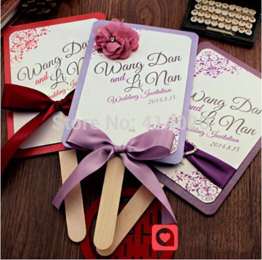 Personalized Invitation Cards – Custom Made Invitation Cards
