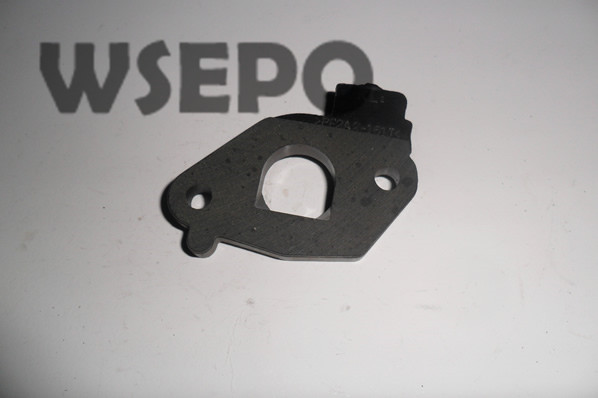 Chongqing Quality! Carburetor Insultor Plate for 152F/GX100 2.5HP 97CC Gasoline Engine, 1KW Generator Spare Parts