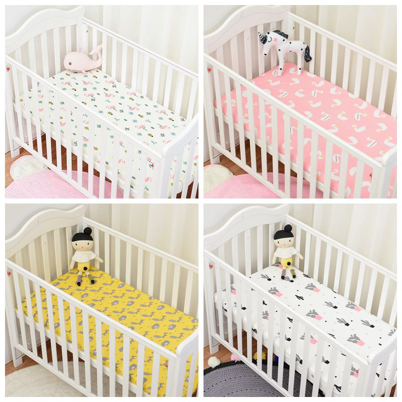 Fitted Crib Sheet Pattern