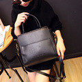 Women Leather Handbags Casual Tote Woman Bag 2016 High Quality Crossbody Bags for Women Handbag bolsa feminina