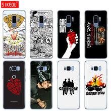 fe9eaedfef8 Funda de silicona para Samsung Galaxy S9 S8 S7 S6 borde S5 S4 S3 más  teléfono