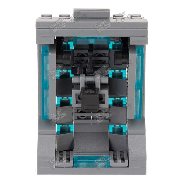 Супергерои фигурки Броня Железного человека Дэдпул Веном антман танос модель строительные блоки супергерой бронированное оружие фигурка игрушки подарок