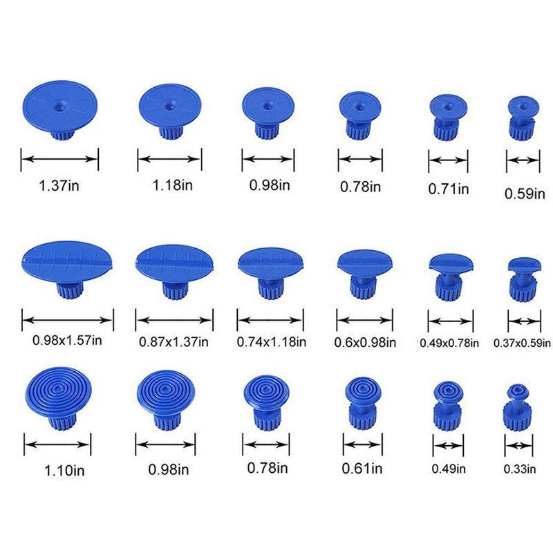 2 az 1-ben csúszókalapács Kalapácsos lehúzókészlet - Szerszámkészletek - Fénykép 5