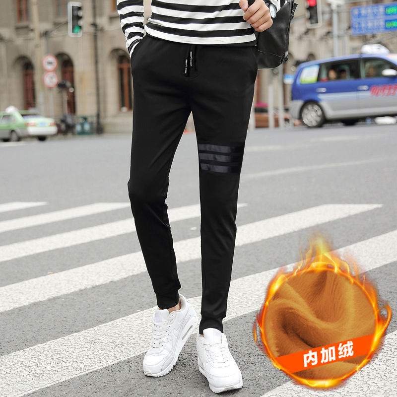 Compression Trousers Military Men Leather Pants Romper Mens Cargo Winter Tactical Calabasas Leggings Track Fear Of God k185+ ...