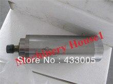 220v 1.5KW water-cooling spindle motor ER11 CNC spindle motor spindle bit water cooling 220VAC 80x213mm