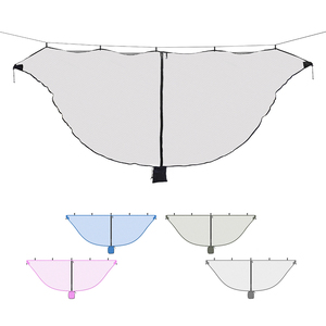 Image 5 - Ultralight Hammock Mosquito Net Outdoor Camping Breathable Anti Mosquito Mesh Tent Net